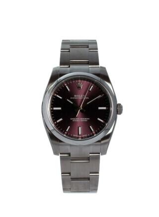 Rolex Perpetual 34 114200