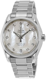 Omega Seamaster Aqua Terra 150m Master Co-Axial Ladies 38.5mm  231.10.39.21.55.002